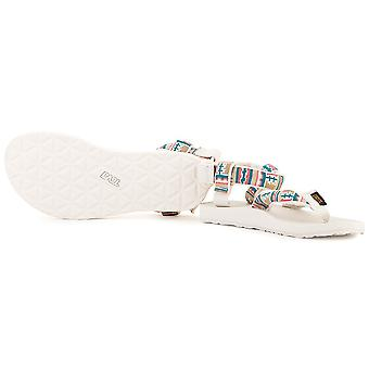Teva Original Sandal 1003986INCAWHITEMULTI universal  women shoes