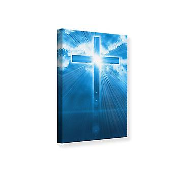 Canvas Print The Cross