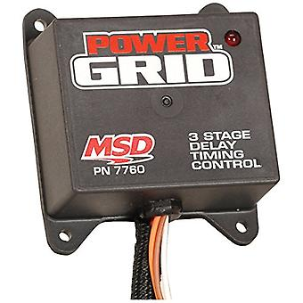 MSD 7760 Power Grid Programmable 3-Stage Delay Timer
