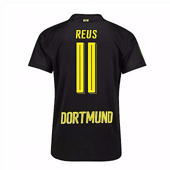 2017-18 Borussia Dortmund Away Shirt (Reus 11) - Kids