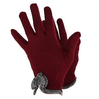 Handy Ladies/Womens Wool Rich Gloves