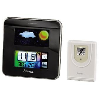 Hama Color Wetterstation EWS-1200