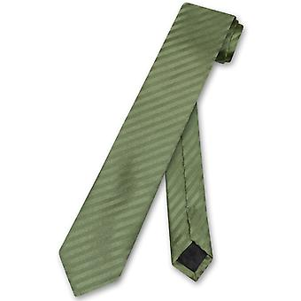 Vesuvio Napoli slips vertikale striper MAGER 2,5-tommers menns slips