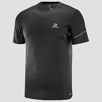 Agile Sleeve Men breve di Salomon trail Running t-shirt