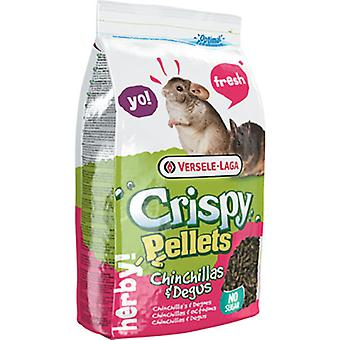Versele Laga Crispy Pellets Chinchillas & Degus / Chinchillas & Degús