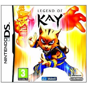 Legend of Kay (Nintendo DS)