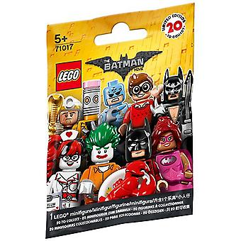 LEGO Minifigures THE LEGO BATMAN MOVIE - 1 Sealed Random Mini Figure Pack 71017