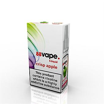Apple 88 Vape E-Liquid nikotyna 11mg ostry 10ML