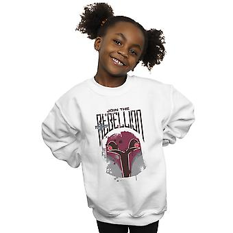 Star Wars Girls Rebels Rebellion Sweatshirt