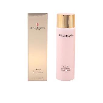 Elizabeth Arden Ceramide Purifying Toner 200ml Womens New Sealed Boxed