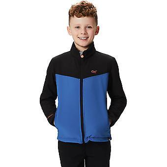 Regatta Boys & Girls Rivendale Water Repellent Softshell Hiking Jacket