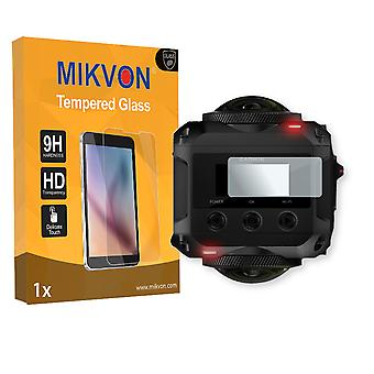 Garmin Virb 360 Screen Protector - Mikvon flexible Tempered Glass 9H (Retail Package with accessories)