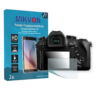 Panasonic Lumix DMC-FZ2000 Screen Protector - Mikvon Armor Screen Protector (Retail Package with accessories)