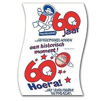 Toiletpapier 60jaar nr16