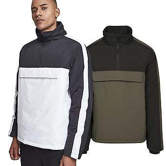 Urban classics - PADDED PULL OVER winter jacket