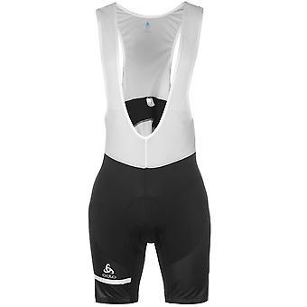 Odlo Mens Padded Cycle Bib Shorts Cycling Pants Trousers Bottoms