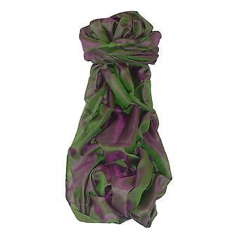 バラナシ シルク ロング スカーフ遺産範囲 Jayaprakesh パシュミナ ・ シルクで 8