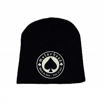 Motorhead født til at Lose Logo sort Beanie Hat (rz)
