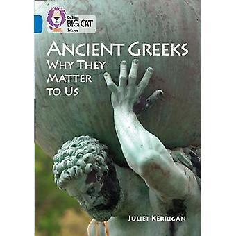 الإغريق، والسبب في أنها المسألة بالنسبة لنا-الفرقة 16/الياقوت (كولينز ب
