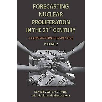 Forecasting Nuclear Proliferation in the 21st Century - Volume 2 - A Co