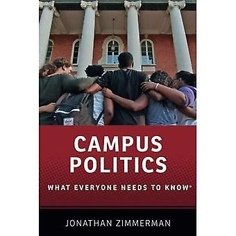 Campus de politiek: Wat iedereen moet weten
