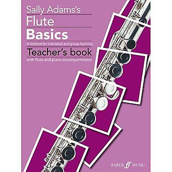 Fluit Basics: (Teacher's boek) (Basics Tutor serie)