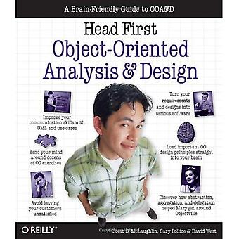 Head First Object-oriented Analysis and Design (Head First)