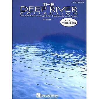The Deep River Collection: Ten Spirituals for Solo Voice and Piano