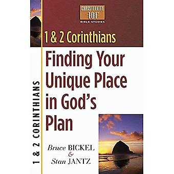 1 and 2 Corinthians: Finding Your Unique Place in Gods Plan
