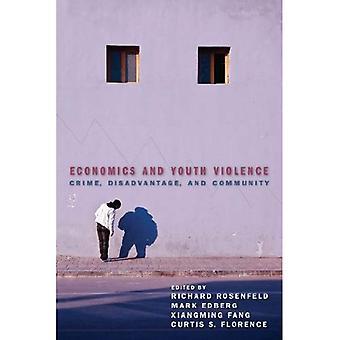 Økonomi og ungdoms vold