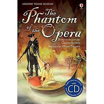 O fantasma da ópera: Usborne inglês (edições Usborne inglês aprendentes)