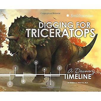 Grave for Triceratops: en Discovery tidslinje (Dinosaur Discovery tidslinjer)