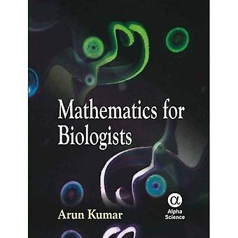 Mathematics for Biologists