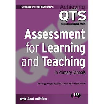 Assessment for Learning and Teaching in Primary Schools (Achieving QTS) (Achieving QTS)