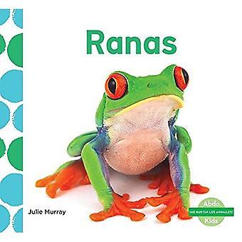 Ranas (Frogs) (me Gustan Los Animales! (I Like Animals!))