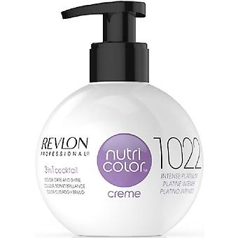 Revlon Nutri Color Creme 1022 intens Platinum 270ml