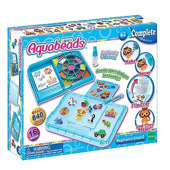 Aquabeads 32788 Beginners Studio with flip tray
