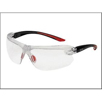 Bollé Safety Iri-S Safety Glasses Clear Bifocal Reading Area +3.0