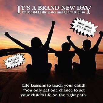 Haar a Brand New Day door Slater & Donald Leslie