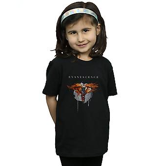 Evanescence Mädchen Amy Synthese T-Shirt