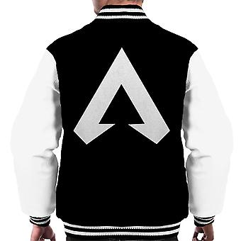 Apex Legends Gradient Logo Men's Varsity Jacket