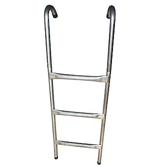 HOMCOM Trampoline Ladder Replacement Spare Step Step