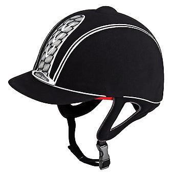 Harry Hall Unisex Legend Plus PAS Riding Hat Print Printed Ventilation