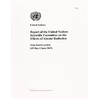 Report of the United Nations Scientific Committee on the Effects of A