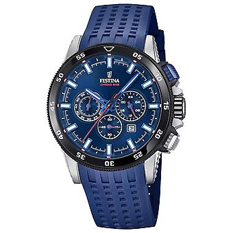 Festina Chrono Bike 2018 mens watch 43 mm F20353/3