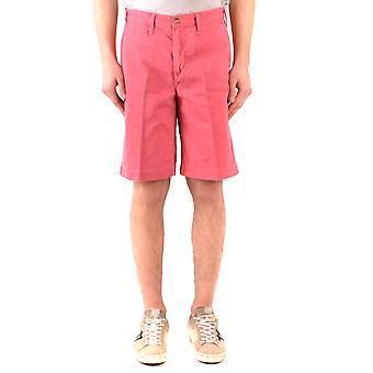 Ralph Lauren fuchsia bomuld shorts