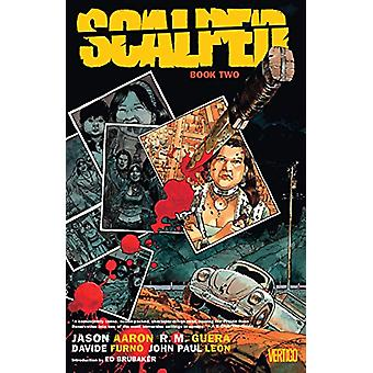 Scalped Book Two by Jason Aaron - 9781401277864 Book