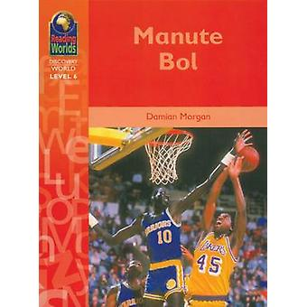 Manute Bol by Damian Morgan - 9781405012980 Book