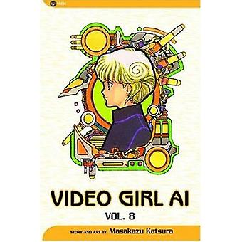 Video Girl AI - Vol. 8 - Flashback by Masakazu Katsura - Masakazu Kats