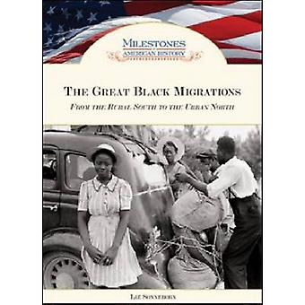 Great Black Migrations - From the Rural South to the Urban North by Li
